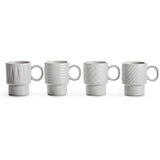 Stacking Espresso Cups - eku box