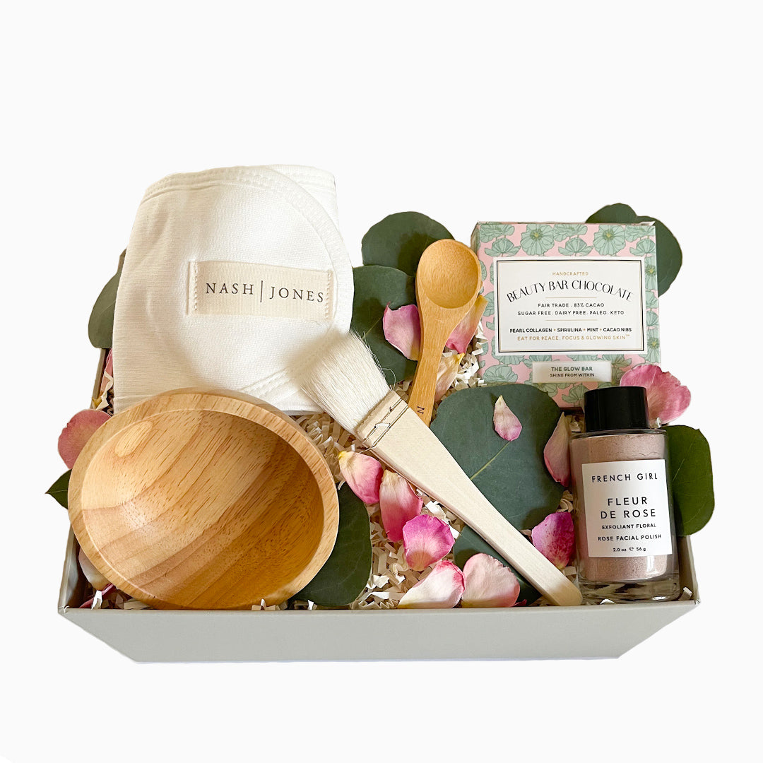 Friday Night Facial - ekuBOX curated gift boxes - spa gift box
