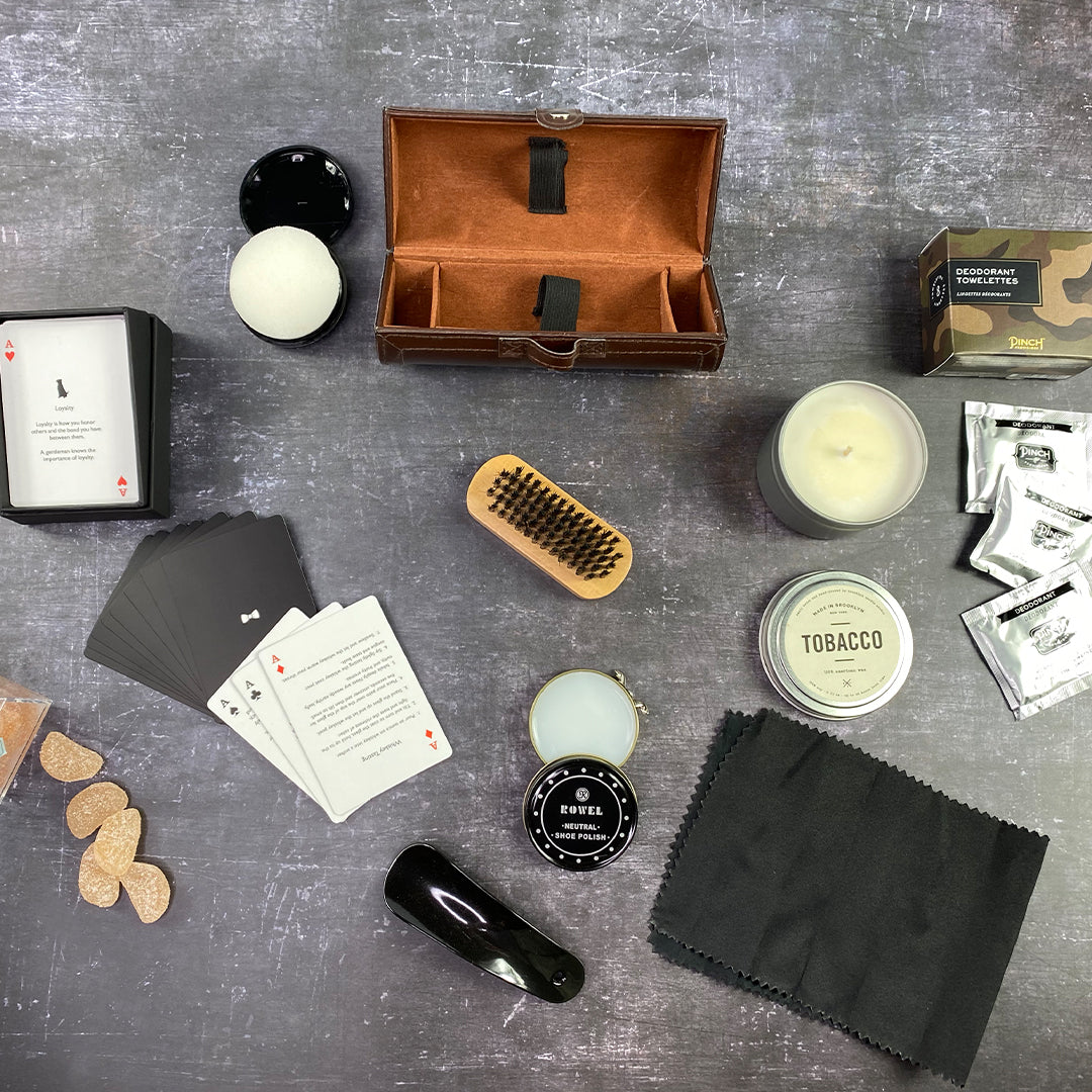 the gentleman's gift box - eku box