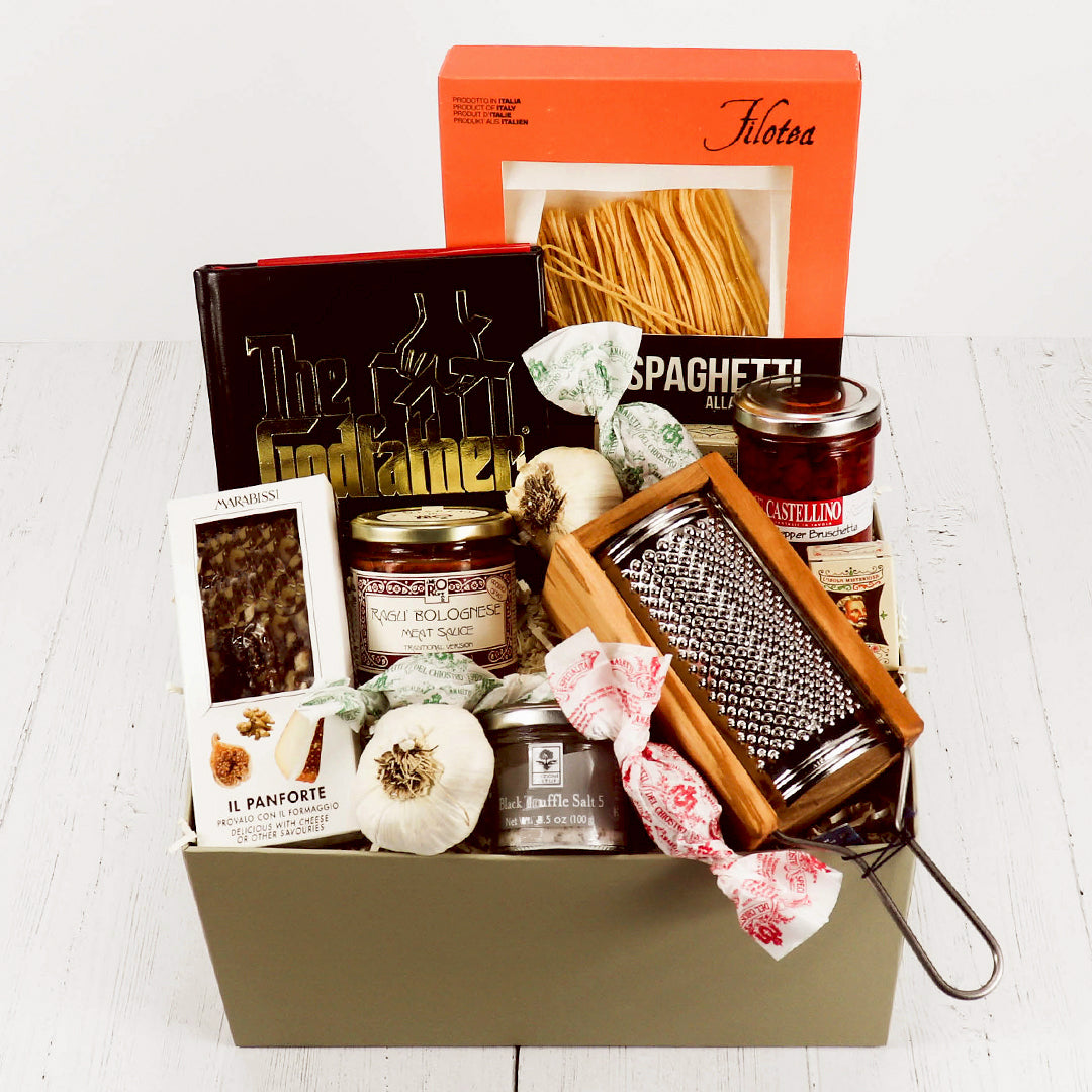 The Godfather Italian Gourmet Gift Box - eku Box