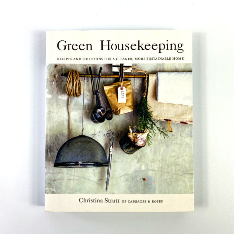 Green Housekeeping book - eku box