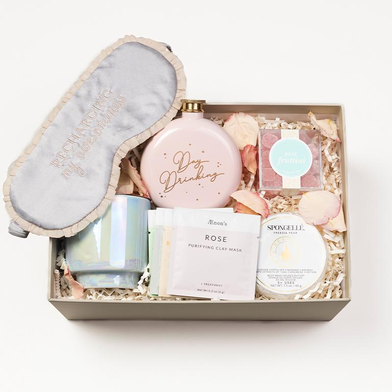 Ladies night out curated gift by eku box