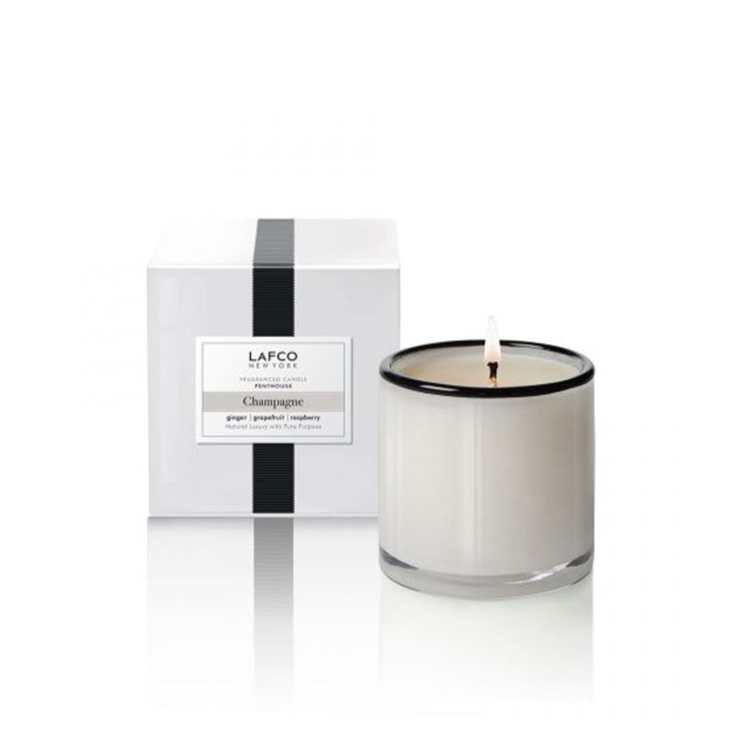 LAFCO NEW YORK Champagne candle - ekuBOX