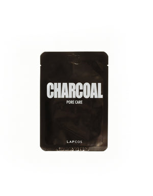 Lapcos Charcoal face mask | eku Box