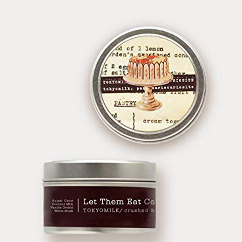Let them Eat Cake Candle - eku Box