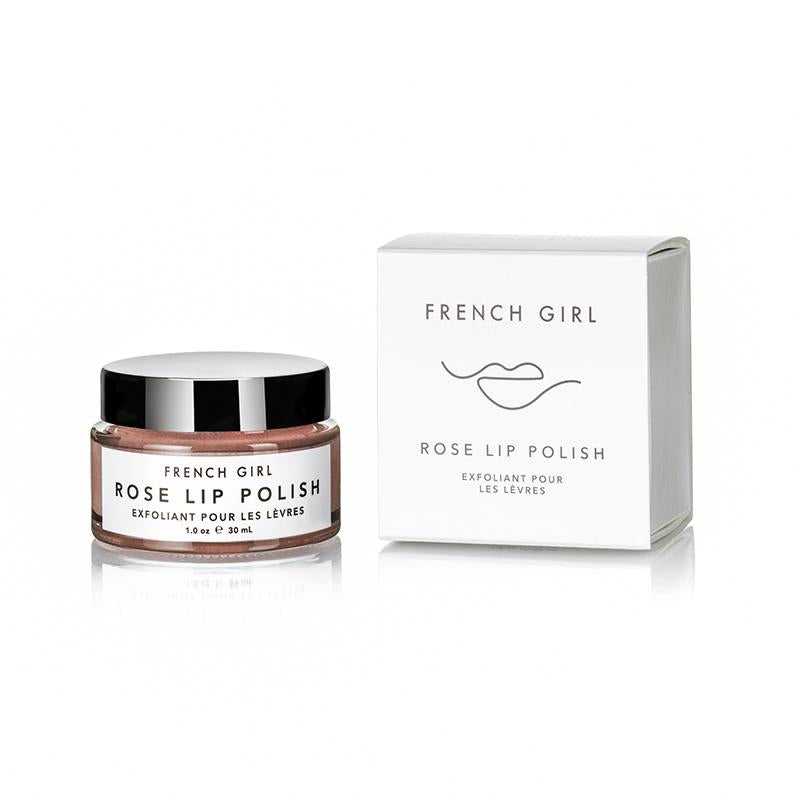 French Girl Rose Lip Polish - Eku Box