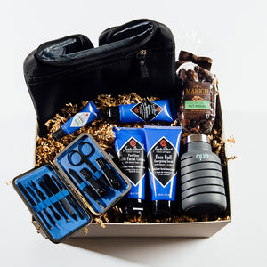 Mens Travel Gift Box eku Box