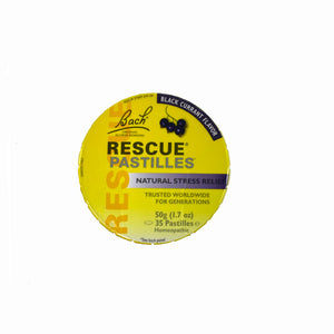 Bach Rescue Pastilles stress relief - eku Box