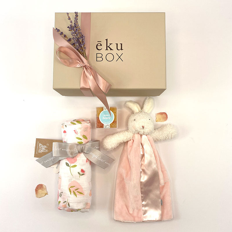 Small baby girl box with eku Box