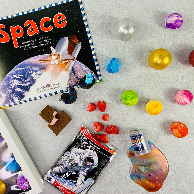 Kid' space gift box - eku Box