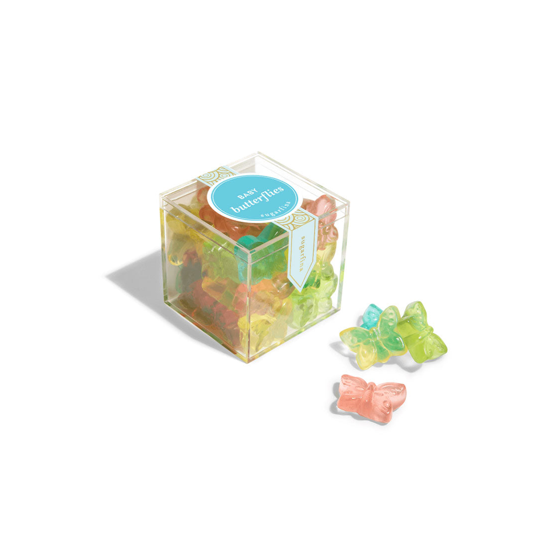 Sugarfina butterfly gummies - ekuBOX