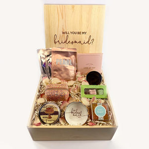 Will you be my Bridesmaid Gift - eku Box