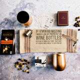 wine lover's box - eku Box - laydown