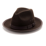 Reed Fedora - Brown