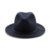 Luke Fedora - Navy