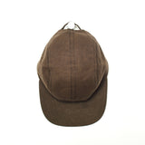 EUCLID 5-PANEL - OLIVE WAXED CANVAS