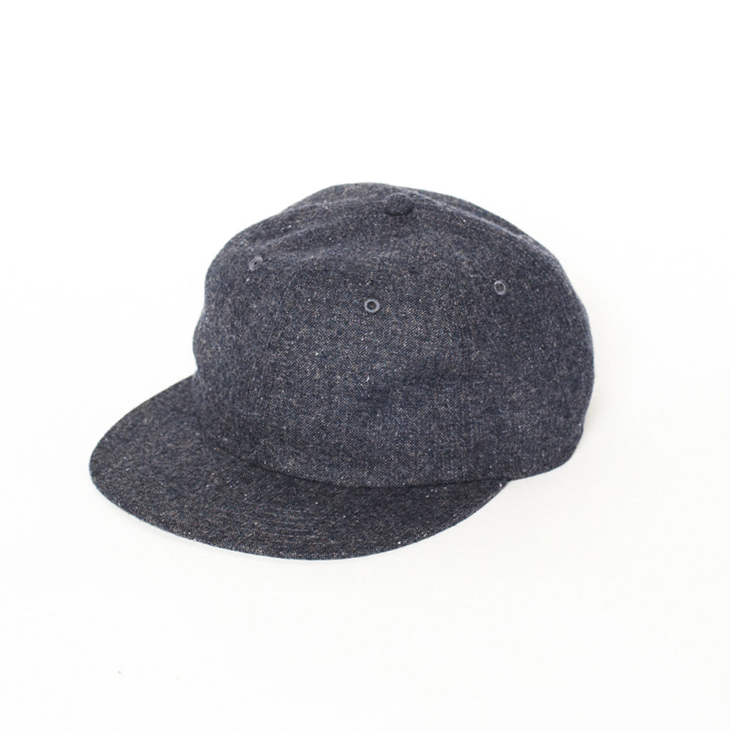 Parker Cap - Grey Wool