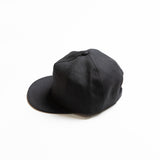Reel Ball Cap - Black 100% Hemp