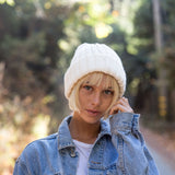 Yurt Beanie - Natural