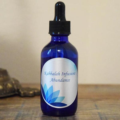 Bottled Kabbalah Infusion for Abundance