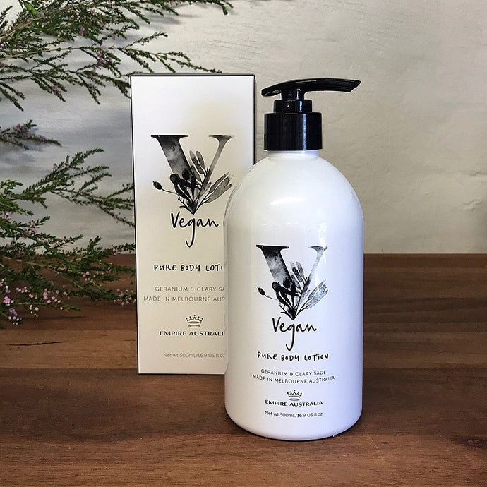 Vegan Pure Body Lotion