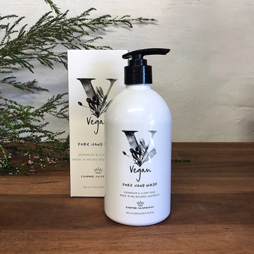 Vegan Pure Hand Wash