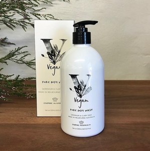 Vegan Pure Body Wash