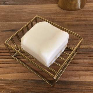 Brass Soap Dish