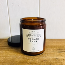 Aria Rose Collection Travel Candle