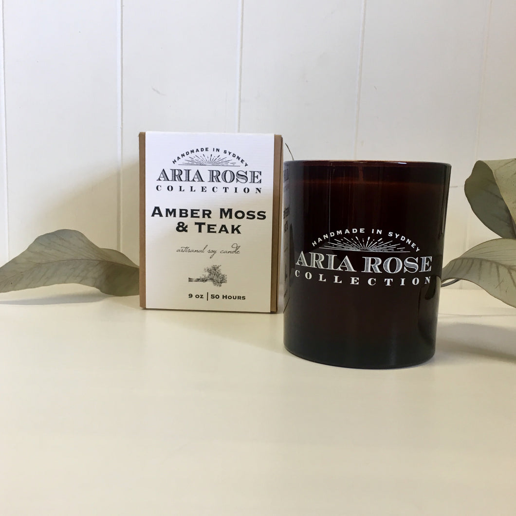 Aria Rose Signature Candle