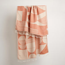 Zambak Cotton Beach Towel