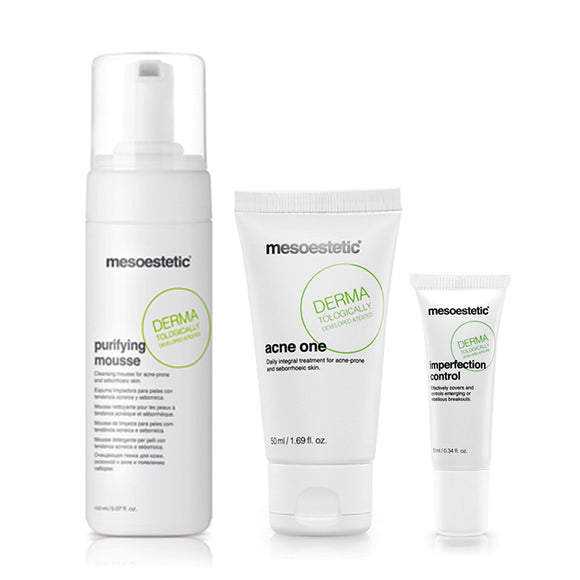 Mesoestetic Acnelan Home Care Set