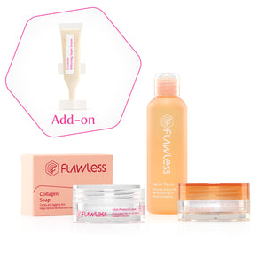 Age Defy Kit + Whitening Super Serum 1 Tube