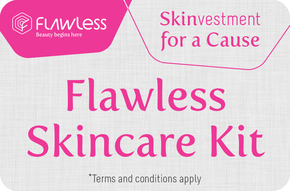 Skincare Kit - Skinvestment for a Cause
