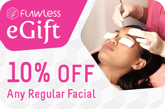 eGIFT Facial