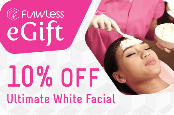 eGIFT Ultimate White Facial