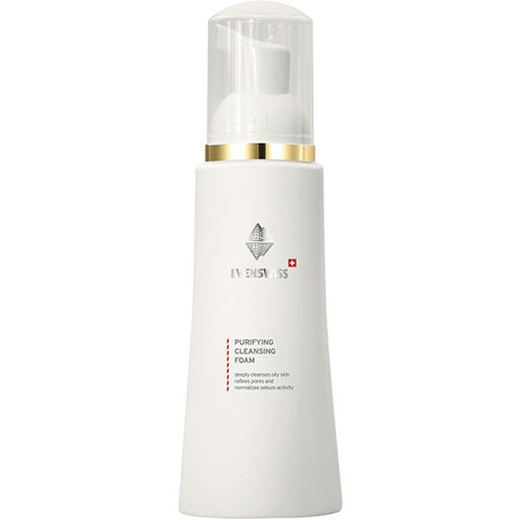 Evenswiss Purifying Cleansing Foam 100ml