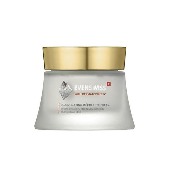 Evenswiss Rejuvenating Décolleté Cream 50ml