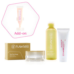 Oil Control Kit + Pimple Clear Super Serum 1 Tube