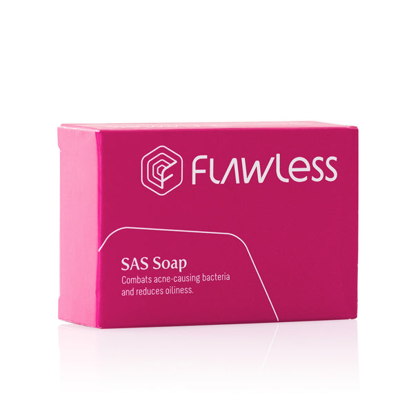 Flawless SAS Soap (Exp. Sept 2021) 30% OFF