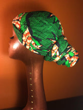 Load image into Gallery viewer, Pre-Tied African Head Wrap