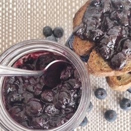 Keto Blueberry Jam Recipe | Low Carb Haven