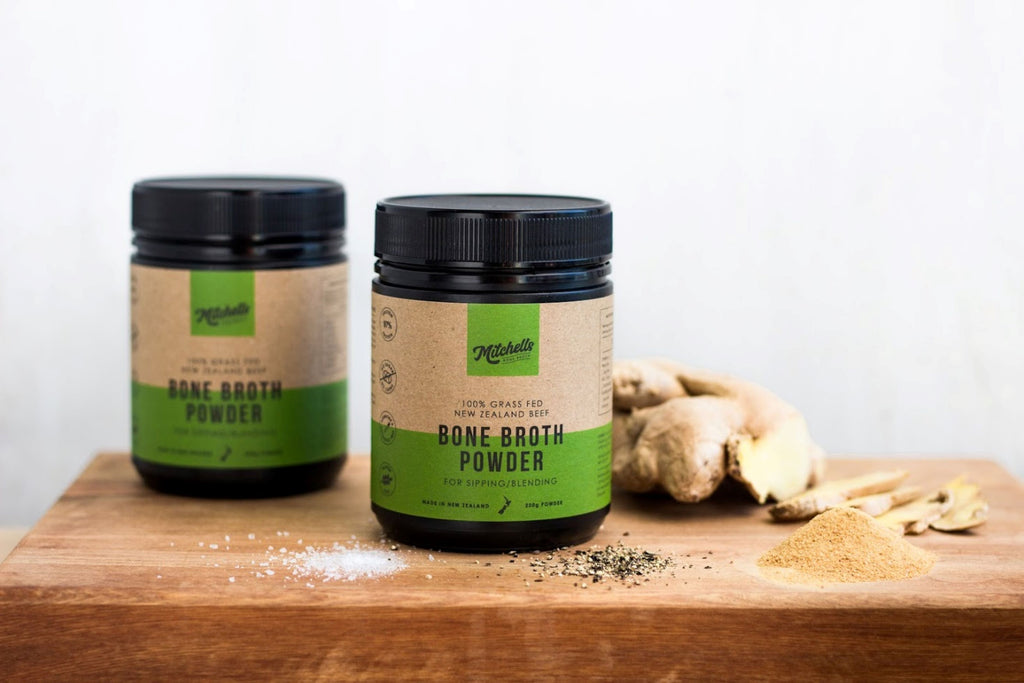 Mitchell's Bone broth and collagen powders are a must for anyone on the Keto diet or looking to repair injuries and keep their bones and joints strong.