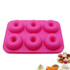 Silicone Donut and Bagel Mould