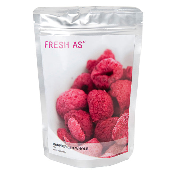 Raspberries Whole | 35g