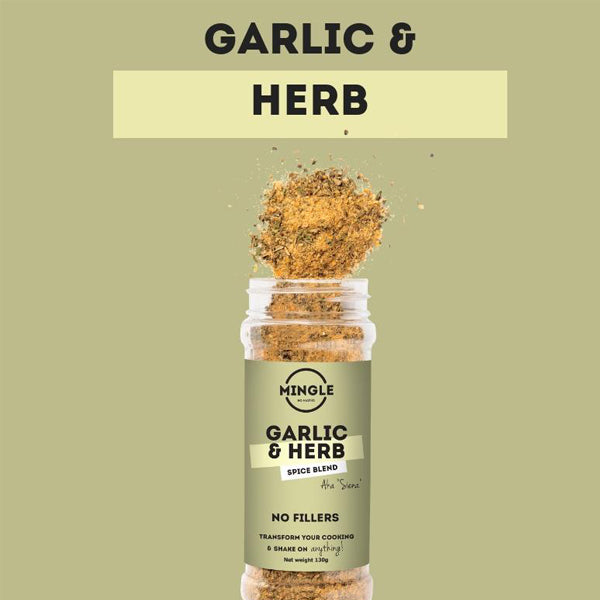 Garlic and Herb- Siena 120g
