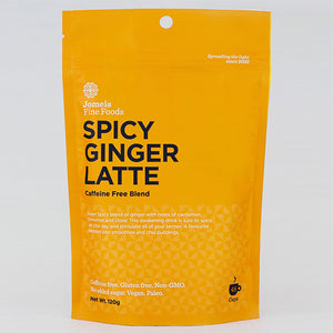 Spicy Ginger Latte | 120g