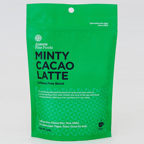 Minty Cacao Latte | 120g