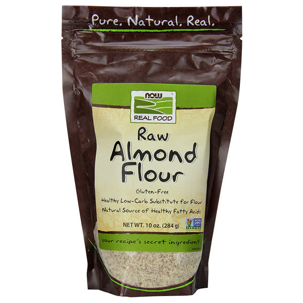 NOW Foods RAW Almond Flour | 284g