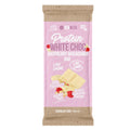 White Choc Raspberry & Macadamia 100gm